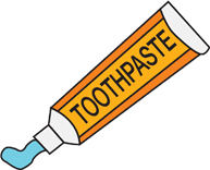 Toothpaste - Toiletry Picture